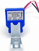 abordables -ac 110v 10a automatique automatique sur off interrupteur d'éclairage public capteur de contrôle photo