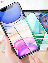 cheap -Green Tempered Glass for iPhone XR X 8 7 6 6S Plus Full Cover Screen Protector for iPhone 11 Pro XS Max Eye Protection Glasses