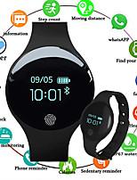 cheap -Smartwatch Digital Silicone Water Resistant / Waterproof Bluetooth Smart Digital Luxury Fashion - Black Orange Green