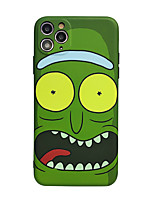 cheap -Case For Apple iPhone 11 / iPhone 11 Pro / iPhone 11 Pro Max Shockproof / Ultra-thin Back Cover / Rick and Morty PC