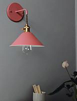 cheap -Nordic modern simple living room stairway lamp creative personality bedroom bedside lamp makalon industrial wind wall lamp