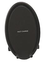 cheap -Qi Heat Radiation Wireless Charger 10 W Wireless Charger USB Charger USB Qi 1.67 A DC 5V for Universal