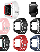 cheap -Watch Band for Apple Watch Series 3/2/1 Apple Wrist Strap 38mm   42mm