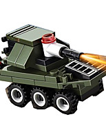 cheap -Building Blocks 392 pcs Military compatible Legoing Simulation Military Vehicle All Toy Gift / Kid's