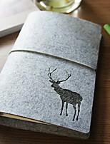cheap -Notepad Plush 1 pcs Classic All