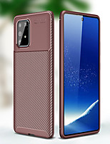 cheap -Case For Samsung Galaxy A91 /A81 /A71 /A51 Luxury Fashionable TPU Phone Case for Samsung Galaxy A70S / A50S / A40S /A30S / A20S / A10S / A70 / A60 / A50 / A40 / A30 / A20 / A10