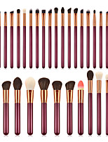 cheap -Miyaup 31 wine red promotional beauty makeup brush foundation makeup brush beauty makeup tool 2020 new makeup brush