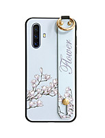 cheap -Case For Vivo Vivo X20 Plus / Vivo X20 / Vivo X9s Shockproof Back Cover Flower TPU