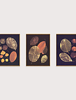cheap -Framed Art Print Framed Set - Abstract Botanical PS Illustration Wall Art
