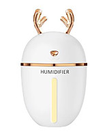 cheap -450ML Air Humidifier USB Aroma Essential Oil Diffuser For Home Office Aromatherapy Humidificador Difusor With nightLight Lamp