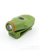 abordables -Lampes Frontales Lampe LED USB 50 lm LED LED 1 Émetteurs 1 Mode d'Eclairage avec Piles Portable Camping / Randonnée / Spéléologie Usage quotidien Pêche Noir Vert de forêt