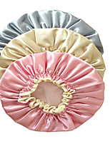 cheap -Shower caps Creative / Easy to Use Fashion / Modern Polyester 1pc - Shower Cap Shower Accessories