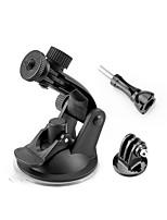 abordables -Grande Fixation Ventouse Caméra Sportive Amovible Ventouses Facile à Installer Pour Caméra d'action Multisport Moto Sécurité résine ABS
