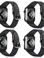 abordables -bracelet pour montre Apple Watch série 5/4/3/2/1 bracelet Apple 38mm 40mm 44mm 42mm