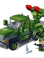 cheap -Building Blocks 203 pcs Military compatible Legoing Simulation Climbing Car All Toy Gift / Kid's