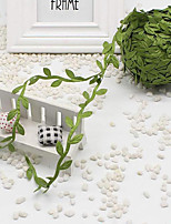 abordables -Fleurs artificielles 1 Une succursale Fixation Murale Style Simple style pastoral Plantes Guirlande et Fleur Murale
