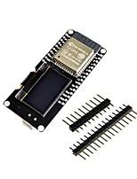 cheap -ESP32 OLED Module For ESP32 OLED WiFi  bluetooth Dual ESP-32 ESP-32S ESP8266 OLED Module