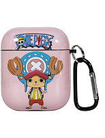 cheap -Case For AirPods Shockproof / IMD / Cool / One Piece Headphone Case Hard