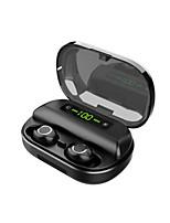 abordables -v12 touch tws étanche sans fil bluetooth écouteurs casque de jeu led-affichage mini sport bluetooth écouteurs stéréo pour iphone