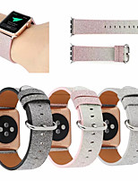 cheap -Watch Band for Apple Watch Series 5/4/3/2/1 Apple Classic Buckle Genuine Leather Wrist Strap