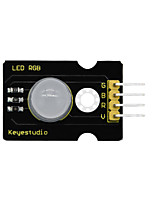 cheap -Keyestudio 10mm Highlight Full-color LED RGB Module