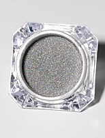 cheap -1 pcs Safety / New Design / Creative Eco-friendly Material Glitter Powder For Finger Nail Fashion nail art Manicure Pedicure Daily / Festival Trendy / Fashion
