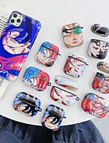 cheap -Case For AirPods Shockproof / Dustproof / Cool / Dragon Ball Headphone Case Hard