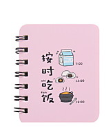 cheap -Notepad Plastic 1 pcs Classic All