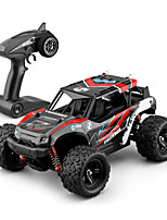cheap -RC Car RC380 2.4G Off Road Car Brush Electric 50 km/h WiFi / Quick Charging / Wearproof
