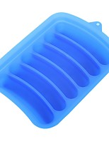cheap -1pc Silica Gel Cooking Utensils Tray Bakeware tools