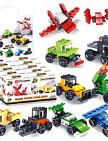 cheap -Building Blocks 0-38 pcs Military compatible Legoing Simulation Plane Climbing Car All Toy Gift