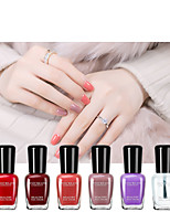 cheap -Nail Polish UV Gel  5 ml 1 pcs Stylish Soak off Long Lasting  School / Daily Wear / Date Stylish Fashionable Design