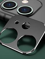 cheap -AppleScreen ProtectoriPhone 11 Scratch Proof Camera Lens Protector 1 pc Titanium Alloy