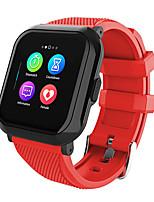 abordables -Tracker de fitness Bluetooth Smartwatch DB12 avec écouteurs sans fil pour téléphones iOS / Samsung / Android prenant en charge la mesure de la fréquence cardiaque / de la pression artérielle