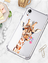 cheap -Case For iPhone X XS Max XR XS Back Case Soft Cover TPU Novel pattern Leopard Soft TPU for iPhone5 5s SE 6 6P 6S SP 7 7P 8 8P16*8*1