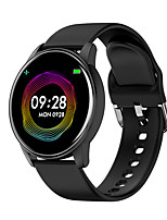 cheap -ZS01 Smart Watch Waterproof 1.3 Inch Screen Fitness Tracker Heart Rate Monitor IP67 Waterproof Message Reminder Smartwatch For Android iOS