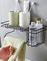 abordables -Outils Amovible Moderne contemporain Acier inoxydable 1pc Salle de bain