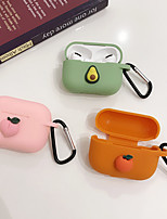 cheap -Case For AirPods Pro Lovely Headphone Case Soft