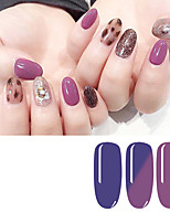cheap -Nail Polish UV Gel  10 ml 1 pcs Soak off Long Lasting  School / Daily Wear / Festival Fashionable Design