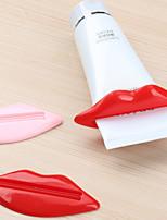 abordables -Outils / Produits d'Entretien Cadeau / Créatif Dessin Animé / Mode / Mini PVC 2pcs - Accessoires Brosse à dents et accessoires