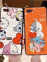 cheap -Case For Huawei Huawei Nova 4 / Huawei nova 4e / Huawei P20 Shockproof / Dustproof / Pattern Back Cover Animal / Cartoon PC