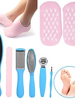 cheap -Easy Carrying / Foot Care Tools / Practice tool Makeup 9 pcs Stainless Steel + Plastic Others Feet Casual / Daily Cosmetic Grooming Supplies