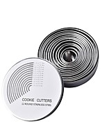 cheap -1pc Stainless Steel Cake Cake Molds Bakeware tools
