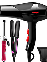 cheap -LITBest Curling Iron 4Pcs 2000 W