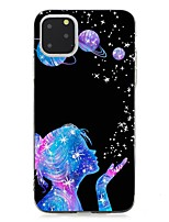 cheap -Case For Apple iPhone 11 / iPhone 11 Pro / iPhone 11 Pro Max Ultra-thin Back Cover Sexy Lady TPU For iPhone XS Max/XS/XR/X/7/8 Plus/6s Plus/5/5s/SE