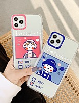 cheap -Case for Apple scene map iPhone 11 X XS XR XS Max 8 Cartoon pattern High penetration Thicken TPU Texture 6D Transliteration Air pressure Anti-fall All-inclusive phone case Chuangxin