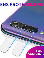 cheap -SAMSUNGScreen ProtectorSamsung Galaxy A70(2019) Mirror Camera Lens Protector 1 pc Nano