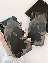 cheap -Case For Apple iPhone 11 / iPhone 11 Pro / iPhone 11 Pro Max Shockproof / IMD / Pattern Back Cover Lines / Waves TPU for iPhone X XS XR XS MAX 8 8PLUS 7 7PLUS 6 6PLUS 6S 6S PLUS