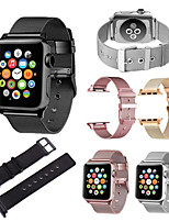 cheap -Milanese Strap for Apple Watch Band 44/42mm 38/40mm Stainless Steel Metal Bracelet Mesh Belt Watchband for Iwatch Serise 5 4 3 2 1