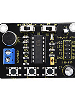 cheap -keyestudio ISD1820 Voice Recording and Playback Module